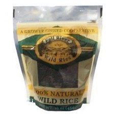 Fall River Wild Rice, 16-ounce Bags (Pack of 6) by Fall River