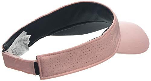 2d1d6b13 Nike Women's AeroBill Visor 892740 Storm Pink (Storm Pink) available ...