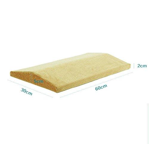 LUN Long Sleeping Pillow for Back Pain