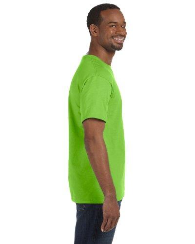 (Gildan Men's Classic Heavy Cotton T-Shirt, Assorted Colors, L (Pack of)
