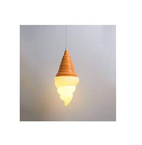 Ice Cream Cone Pendant Light