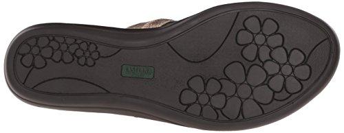 Slide PHOEBE Women's Eastland Gold Sandal 5XwxURUqE