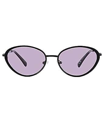 Soda Shades Unisex Polarized Sunglasses BOSTON (Black)