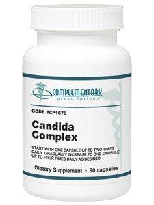 Complementary Prescriptions - Candida Complex 90 Caps