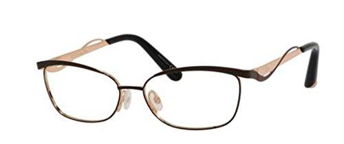 New Christian Dior CD 3784 0G86 Bwncopper Gold Eyeglasses ()