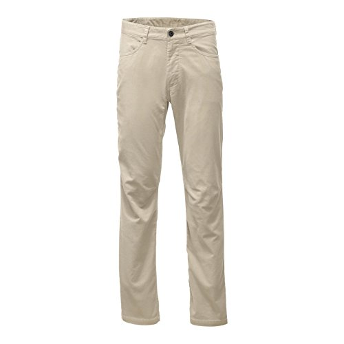 The North Face Men's Motion Pants - Granite Bluff Tan - 36 - Long Face Men