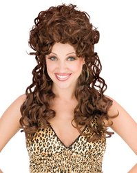 Trailer Park Trophy Wig Costume Accessory -