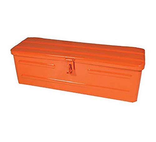 Kubota, Allis Chalmers Mountable Tool Box Orange Metal A-5A3OR