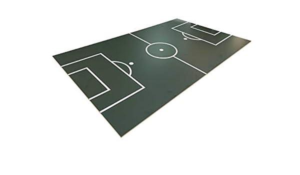 FUTBOLINMADRID.COM Campo de Futbolín (115 x 68 cm): Amazon.es: Juguetes y juegos