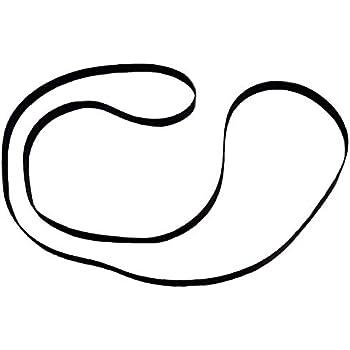 Amazon.com: Platiter - Cinturón de drenaje para NOSTALGIA ...