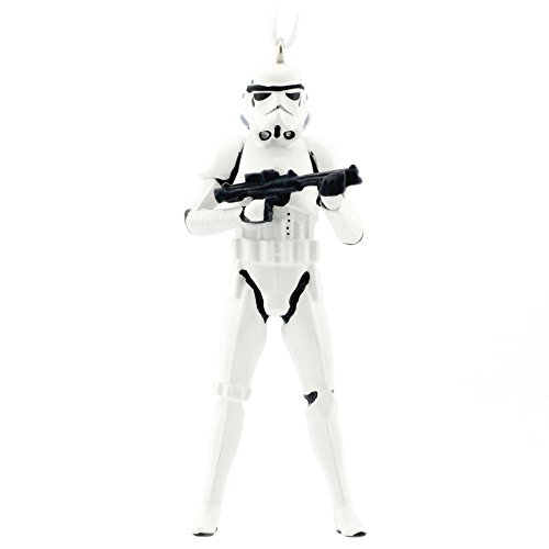 Hallmark Star Wars Storm Trooper Christmas Ornament