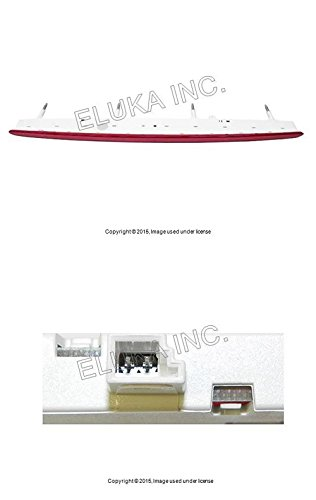 BMW Genuine Third Stoplamp Third Brake Light With Red Lens 128i 135i M Coupé Active e 128i ()