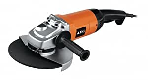 Aeg - Angle Grinder 2100W - Electronica 230Mm