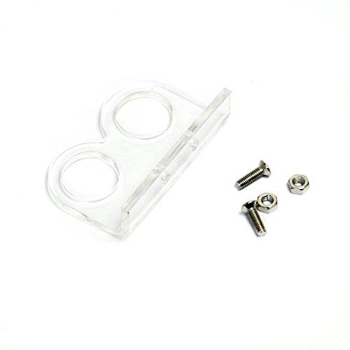 Gikfun Ultrasonic Sensor Mounting Bracket for HC-SR04 Smart Car EK1341 (Ultrasonic Car Sensor)