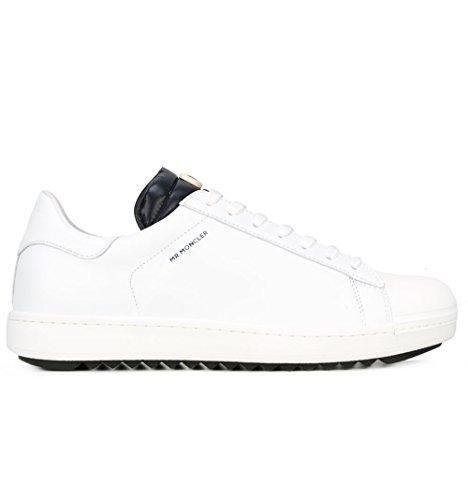 Moncler Mænd Sneaker Hvid Bianco Blu + INxyDBEs