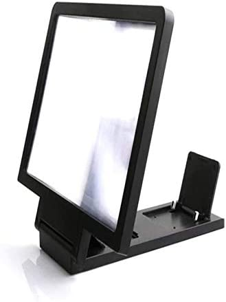 Kiminors Portable 3D Video Screen Amplifier Folding Enlarged Expander Stand Holder