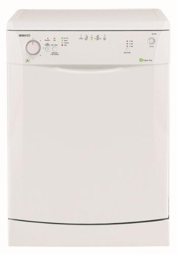 Beko DFN 2531 lavavajilla - Lavavajillas (A +, 1.03 kWh, 15 ...