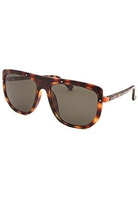 Calvin Klein Platinum CK1203S-004 Havana CK1203S Sunglasses