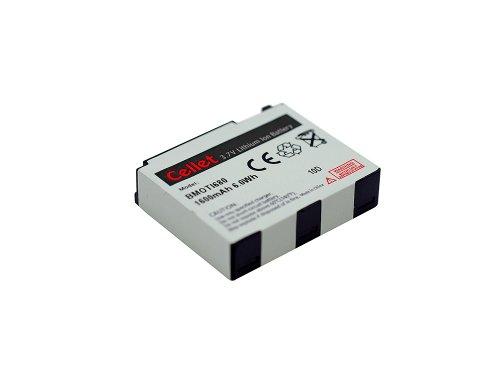 - Cellet Standard Li-Ion 1600 mAh Battery For Motorola V950, Nextel Ic402, Clutch and i876