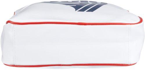 Gola Redford - Bolso blanco/azul marino/rojo