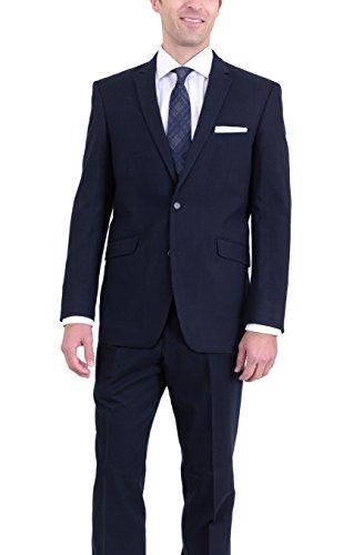 Mens 140's Wool Suit - 5