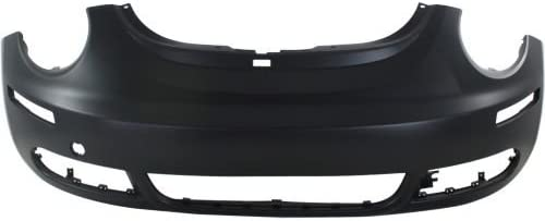 NEW FRONT BUMPER COVER FITS 2006-2010 VOLKSWAGEN BEETLE VW1000166