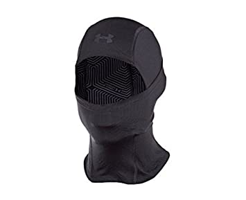 Under Armour Coldgear Infrared Hood Balaclava One Size Black
