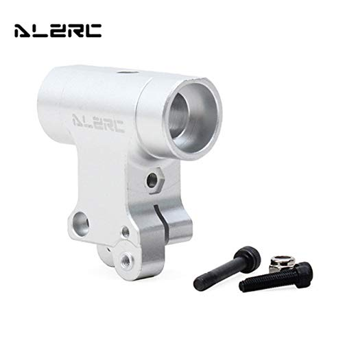 - Accessories ALZRC Devil 505 Fast RC Helicopter Parts Metal Main Rotor Housing Set Silver Aluminum CNC Maching Accessories