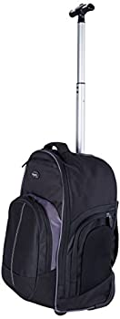 Targus Compact Rolling Backpack For 16-inch Laptops, Black (Tsb750us) 5