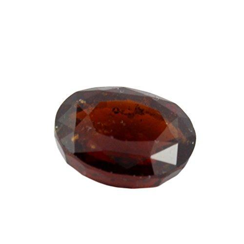 Be You 5.44cts Orange Couleur Facettes Ovale Forme Naturel Odisha Hessonite