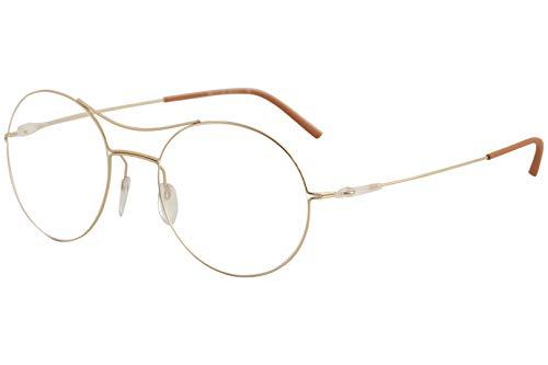 Silhouette Eyeglasses Dynamics Colorwave Fullrim 5508 3530 Optical Frame 52mm