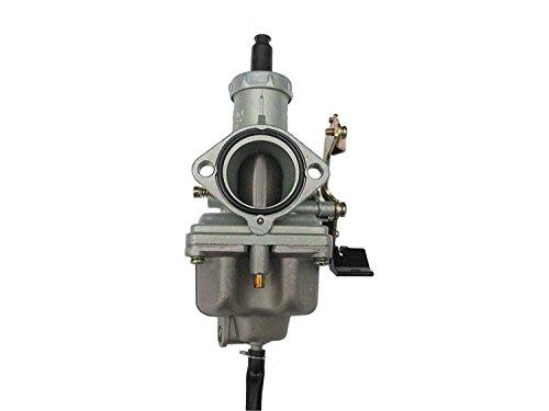 30mm Carburetor Carb for 125cc-300cc HAND Choke Honda Suzuki Dirt Bike ATV PZ30 (Manco Talon 260 Atv Quad 4 Wheeler)