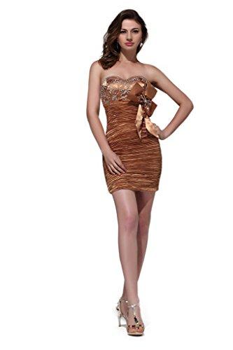 Damen Color Picture A Hot Kleid Linie Queen vwqTpnx7H