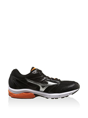 Mizuno Zapatillas Deportivas Wave Impetus 2 Negro / Antracita EU 40.5 (UK 8)