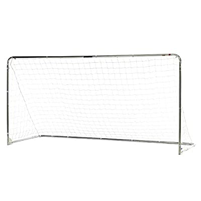 Franklin Sports Premier Silver Folding Soccer Goal