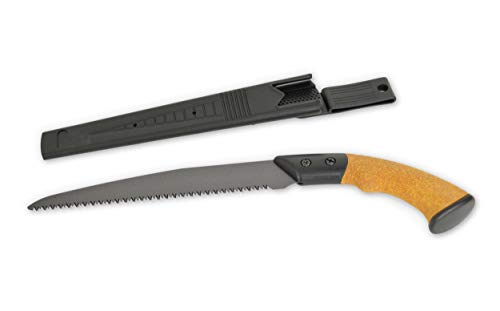 HoseCoil Pruning Hand Saw – Powder Coated Carbon Steel with 9 inch Blade