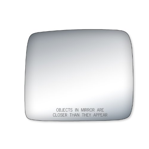 Ford F150 Mirror Glass (Fit System 90200 Ford Passenger Side Replacement Mirror Glass)