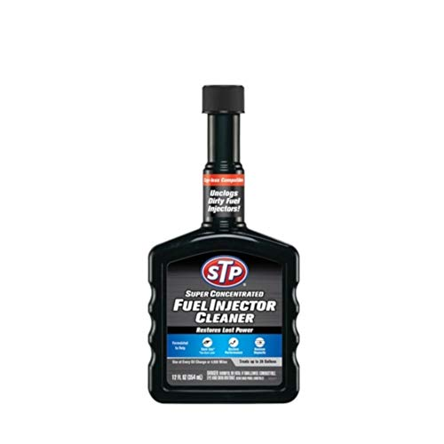 - STP Fuel Injector Cleaner, Super Concentrate 12 fl oz (354 ml)