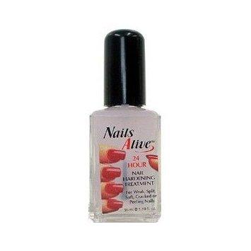 Nails Alive 24 Hour Nail Hardener (1) (7 Day Nail Polish)