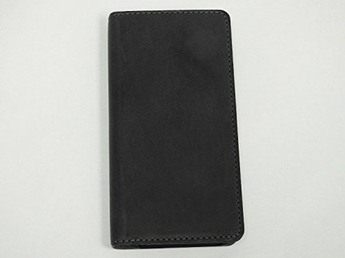 Nomad Leather Folio Case for Samsung Galaxy S8 (Smaller Version) Slate Gray by Nomad (Image #1)