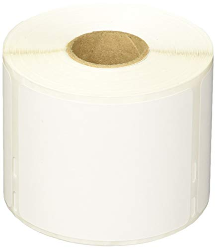 DYMO Authentic LW Large Multi-purpose Labels for LabelWriter Label Printers, White, 2-1/8'' x 2-3/4'', 1 roll of 320 (30324) ()
