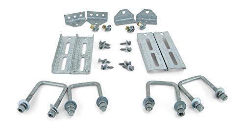 Bunk Trailer Parts - Sturdy Built (4) 8