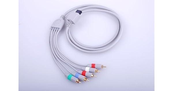 Wii AV Cable bulk packaging
