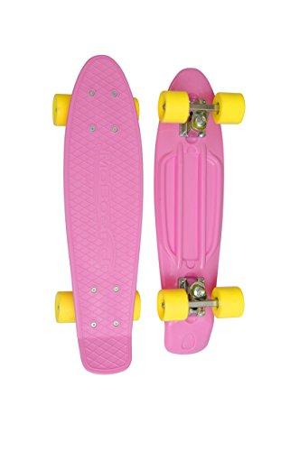 Pink Black Skateboard - 6