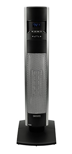 Bionaire Bch9221 Um Ceramic Tower Heater With Lcd Control Space Heaters Review
