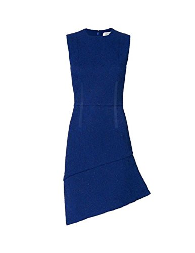 Dress Asymmetrical Navy Navy Carven Carven Hem Asymmetrical 34 34 Hem Carven Dress g7pZq