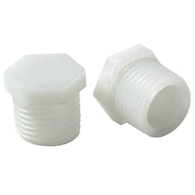 Camco 11630 Water Heater Drain Plug - Pack of 2: Automotive
