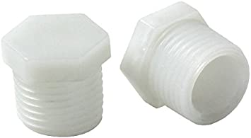 Camco 11683 3//8 Water Heater Drain Valve