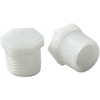 Camco 11630 Water Heater Drain Plug - Pack of 2