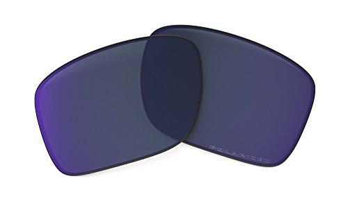 Oakley Turbine Replacement Lenses Violet Iridium - Violet Oakley Iridium Lens